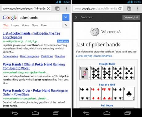 Nhiều tính năng mới được cập nhật cho Google Search trên các thiết bị di động
