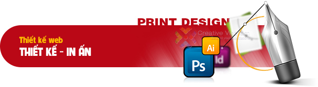 Thiết kế web Thiết kế - In ấn